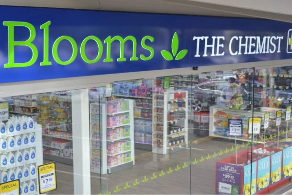 Pharmacy-Fit-Out-for-Blooms-The-Chemist-Mittagong-frameless-glass-automatic-door