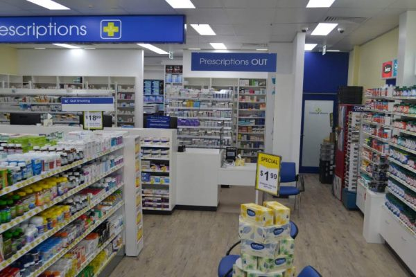 Pharmacy-Fit-Out-for-Blooms-The-Chemist-Mittagong-Shelving