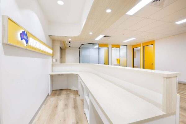 Medical Centre Fitout - ImpeccaBuild - Australian GP Group